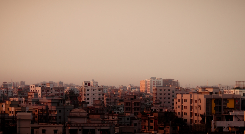 An example for photochemical smog.