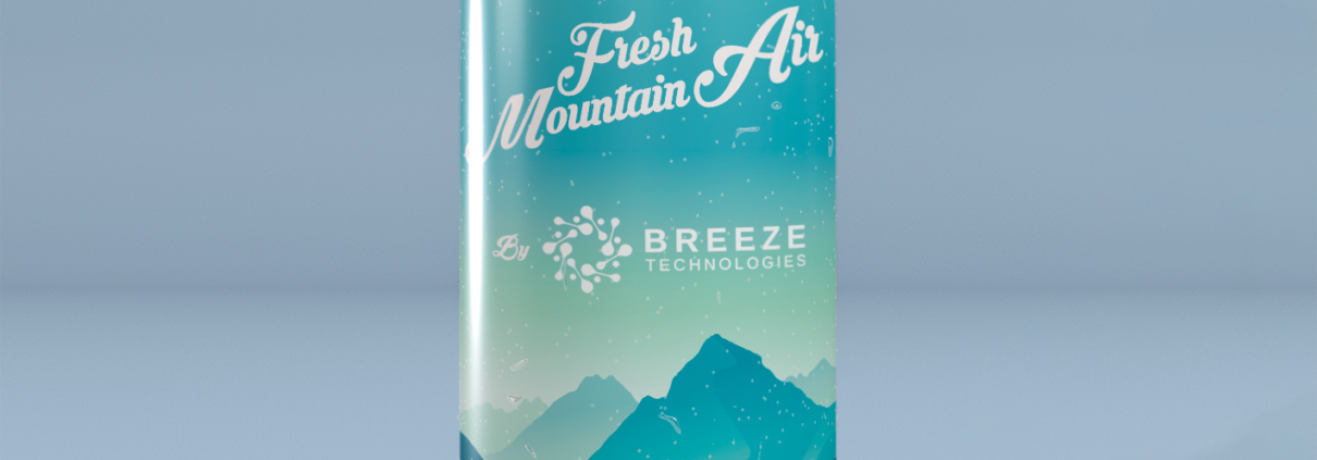 Fresh Mountain Air by Breeze Technologies