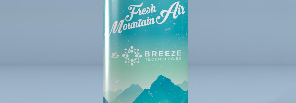 Fresh Mountain Air by Breeze Technologies