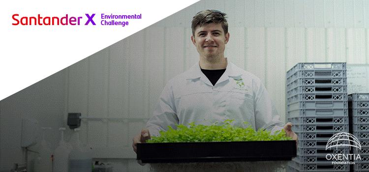 Santander X Environmental Challenge