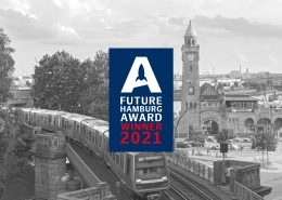 Breeze Technologies is the winner of the Future Hamburg Award